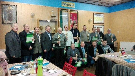 Mistrzostwo o Puchar Burmistrza 2016 rok